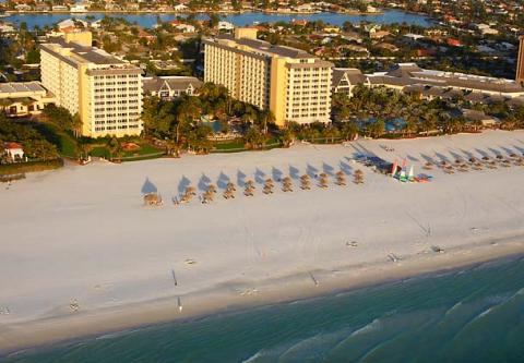 Marco Island Marriott Beach Resort: Everything in one resort, on one of Florida's most beautiful beaches