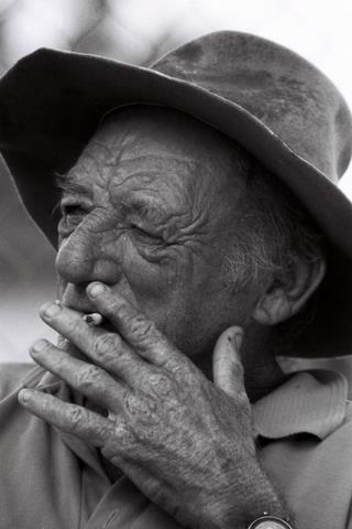 Australian Outback Man