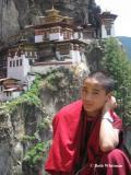 Taktsang Monastery (Tiger's Nest) in Bhutan