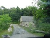 Tiny road, Scotland