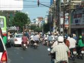 Saigon's motorbikes