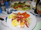 Delicious meal, Greece