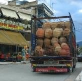 Loaded Truck, Greece