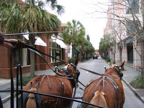 Touring Charleston, South Carolina