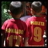 Young Soccer Fans, Indonesia