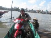 Bike by Boat, VIetnam