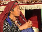 Woman, Turkmenistan Marketplace
