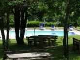 Picnic Tables & Pool