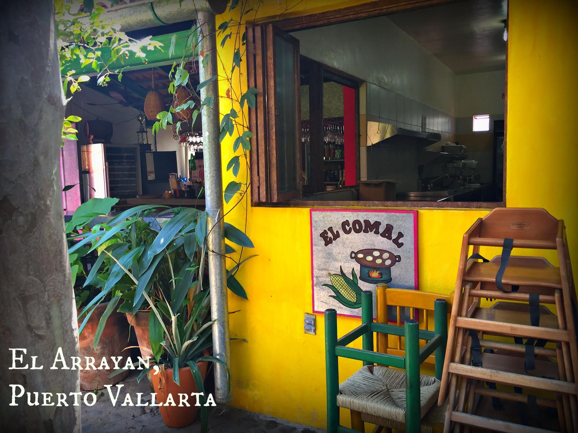 A spicy taste of puerto vallarta s el array n restaurant for El salas restaurante